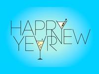 Улетного Нового года 2016