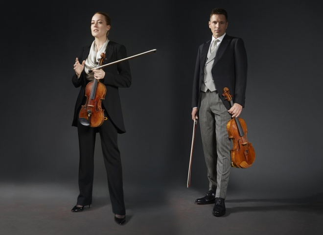 Вивьен Вествуд создала костюмы для Венского филармонического оркестра