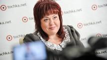 Алена Курилова в гостях у tochka.net