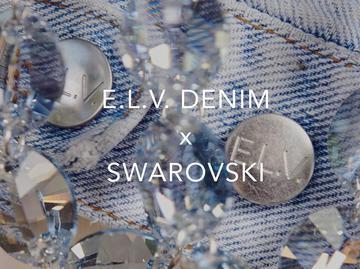E.L.V. Denim x Swarovski