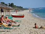 Покупаться на пляжах Халкидики