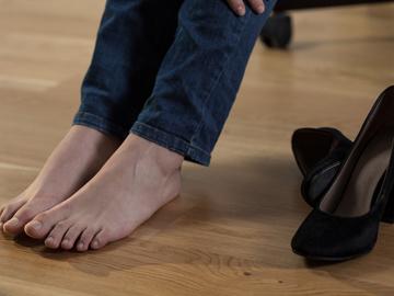 набряк ніг
