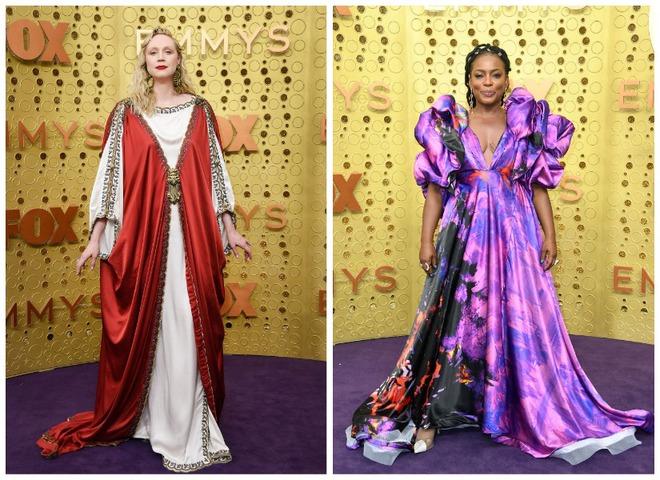 Худшие наряды премии Emmy Awards 2019