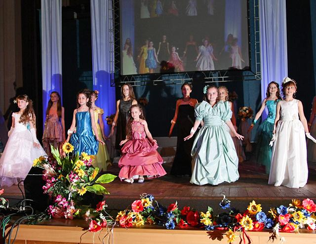 Что дают детям конкурсы красоты
