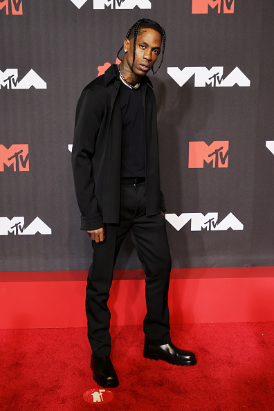 Тревіс Скотт на MTV Video Music Awards 2021