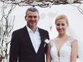 Тоня Матвиенко и Арсен Мирзоян поженились (фото)