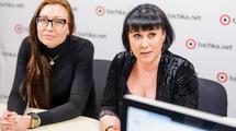 Олена Соловйова і Галина Єлізарова