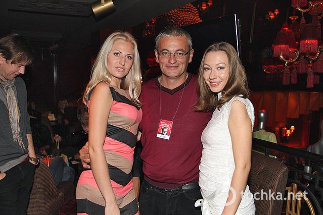 Вечірка в Будда-барі