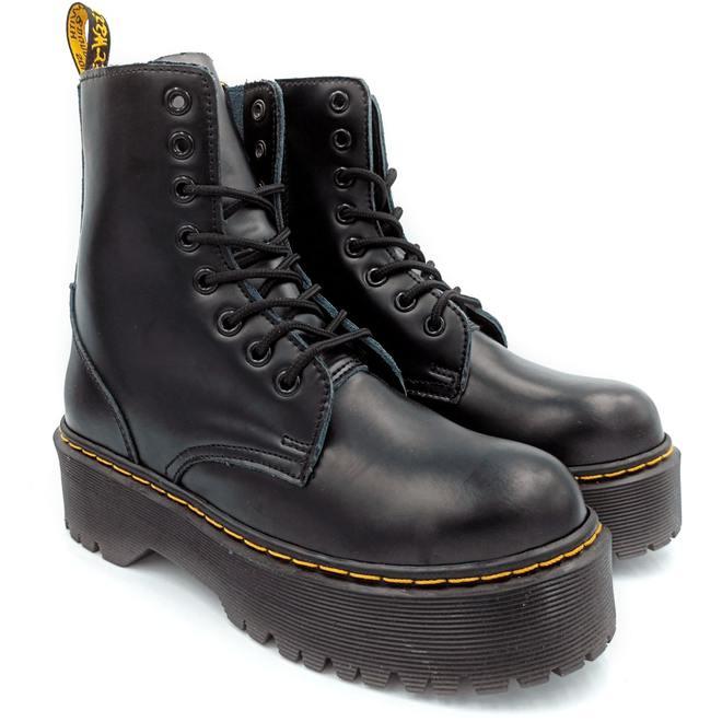 Высокие ботинки Dr. Martens