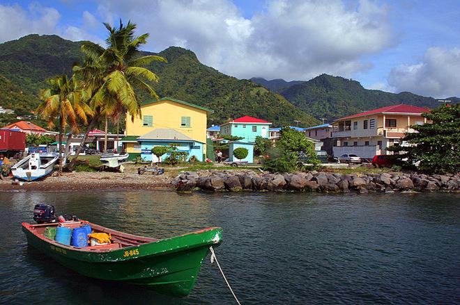 Романтичні острови: Сент-Люсія