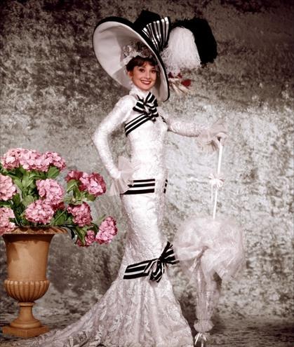 «Моя прекрасная леди» с Одри Хепберн