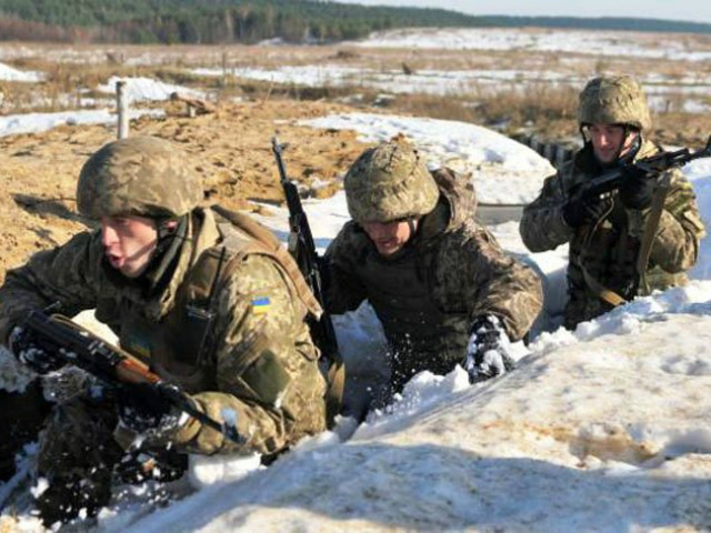 День Вооруженных Сил Украины: поздравления, стихи и смс