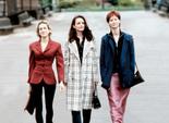 Kristin Davis Stars In Sex And The City