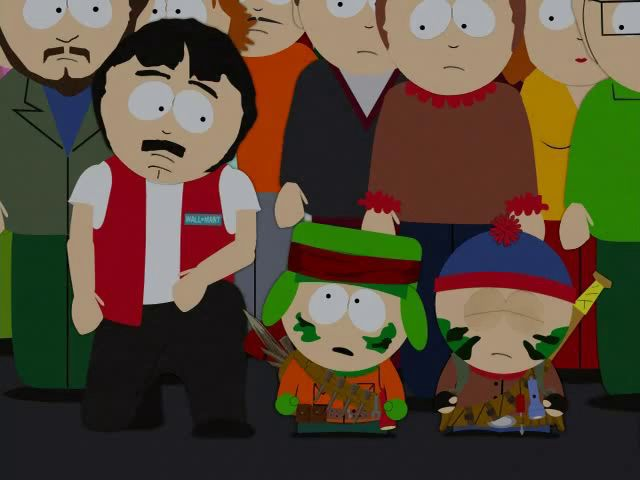 symbolism and marginalization in south park essay This essay explores the struggles for equal educational opportunities for american latino children these beliefs led to the marginalization and dismissal of.