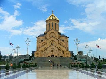Цікаві місця Тбілісі: Цмінда Самеба