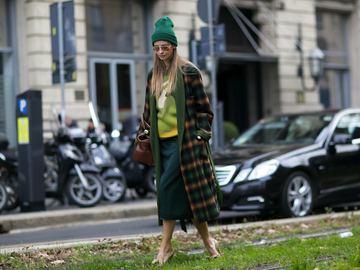 Стритстайл: модные гости Мужской недели моды в Милане