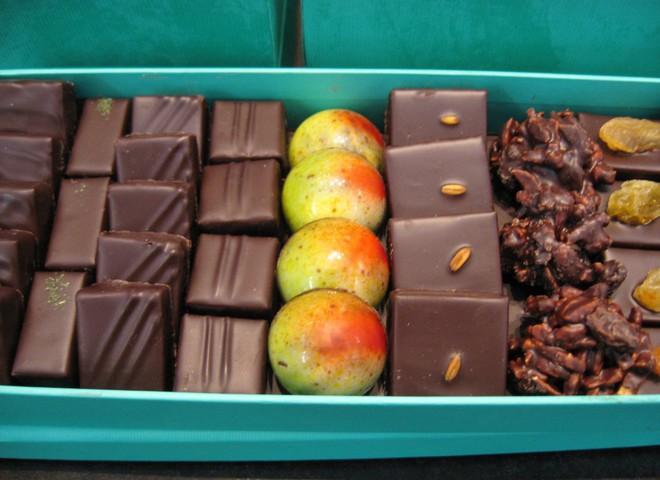 Вояж для шоколадных гурманов