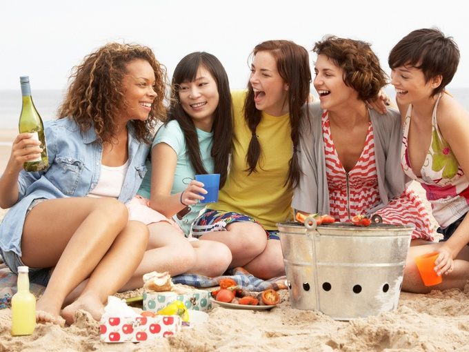 підлітки та алкоголь