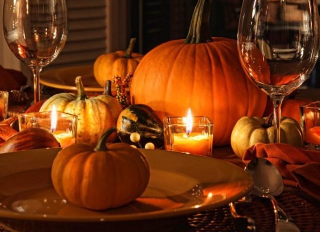 Хэллоуин рецепты