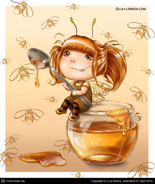 Чтобы жизнь медом казалась!