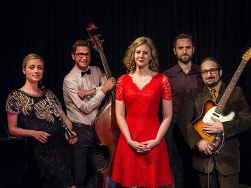 Hetty & the Jazzato Band