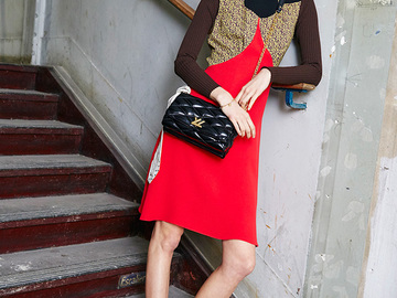 Louis Vuitton pre fall 2015