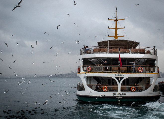 Из Одессы в Стамбул теперь можно доплыть на пароме