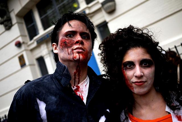 День всіх святих: куди податися на святкування - Хеллоуїн парад у Нью-Йорку
