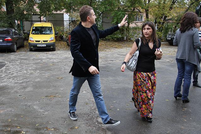 Зйомки програми «Велика різниця в Україні», частина 2