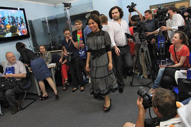 Прес-конференція Гайтани, 11.05.2012
