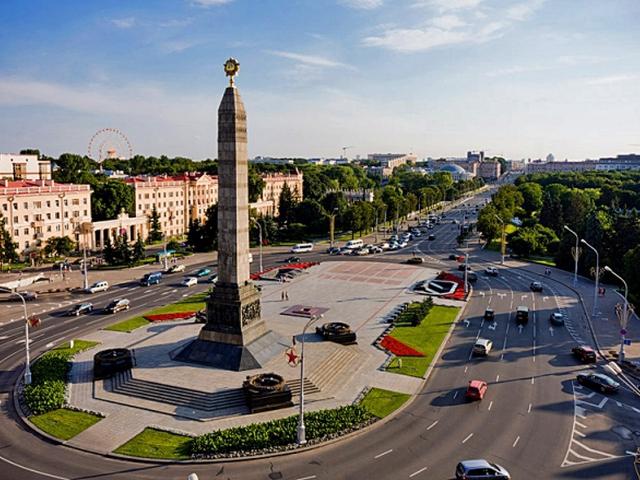 Точное время в Минске