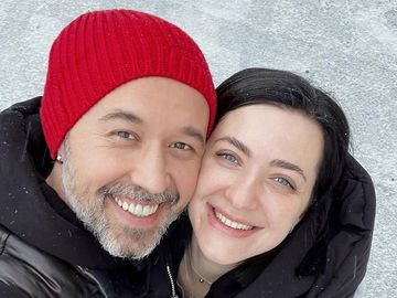 Сніжана та Сергій Бабкіни