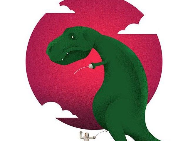 Картинки динозавры смешные, для заведующей