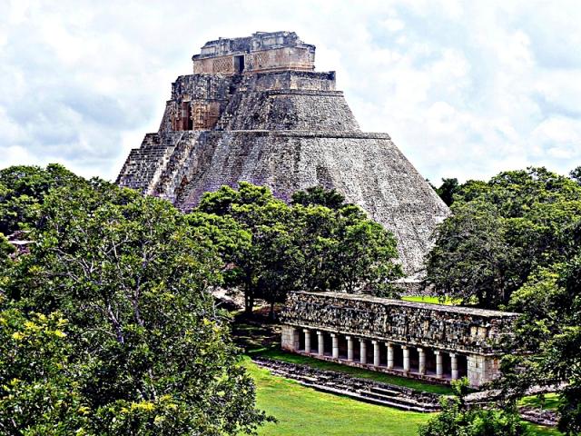 Погружаемся в таинственную цивилизацию майя: Ушмаль