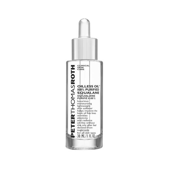 Сквалановое масло Roth Oilless Oil 100% Purified Squalane от Peter Thomas Roth