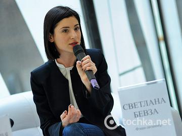 Светлана Бевза, интервью