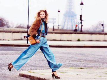 Катя Григорьева для Vogue Mexico