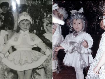 Українські зірки розповіли, ким були на дитячих новорічних святах