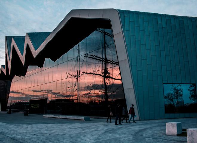 Назад в прошлое: уникальный музей транспорта в Глазго