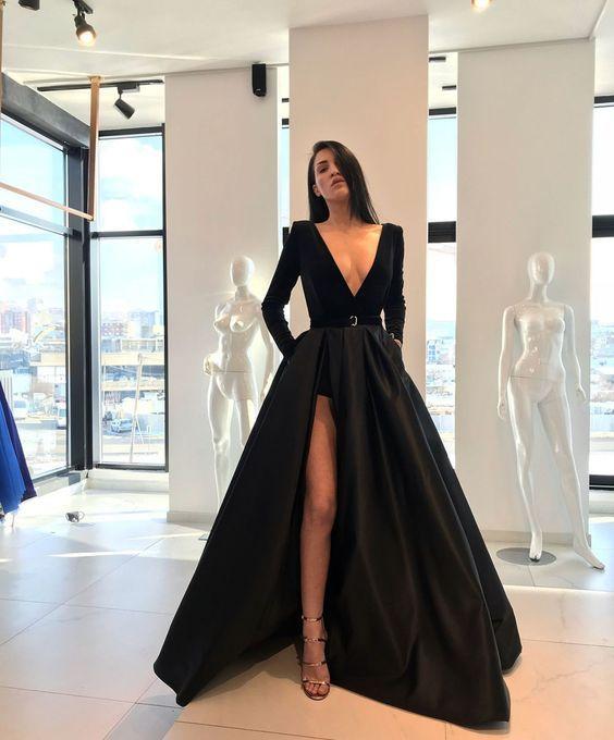 Випускний 2021: ідеї розкішних і стильних суконь в підлогу
