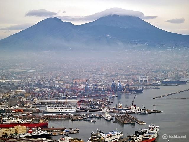 Везувий (Vesuvio) в Италии