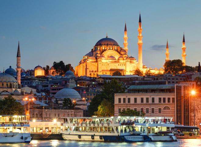 ТЕСТ: Насколько хорошо ты знаешь Турцию?