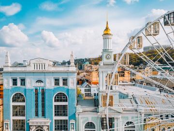 Куди піти в Києві на вихідних 10, 11 і 12 січня: слухаємо кавери на Оззі Осборна і малюємо зиму