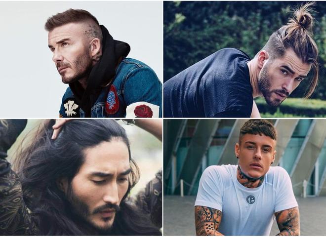 Мужские прически, которые в моде в 2019 году