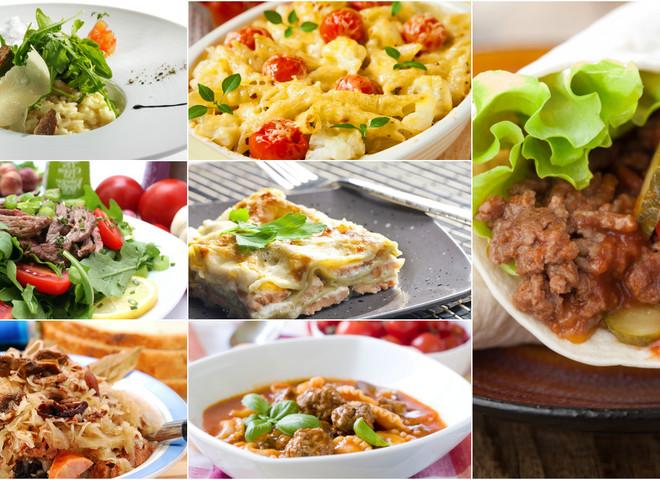 7 ужинов, рецепт, готовить дома, есть, еда, блюдо