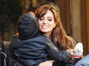 Дети Анджелины Джоли и Брэда Питта