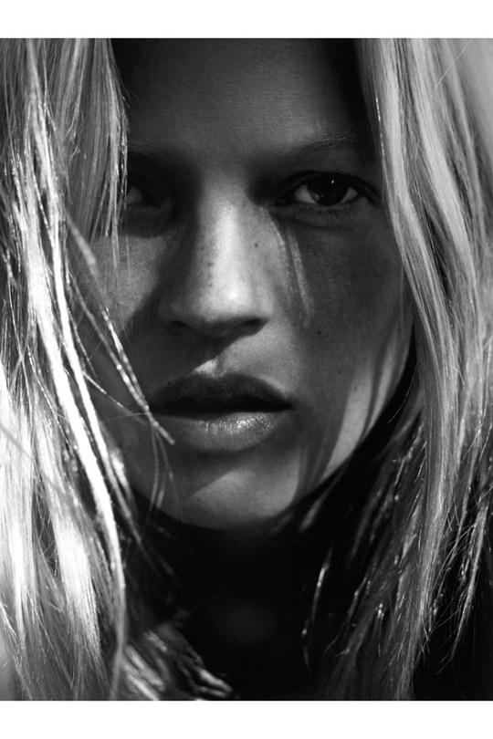 Выставка фотографий Кейт Мосс в Нью-Йорке