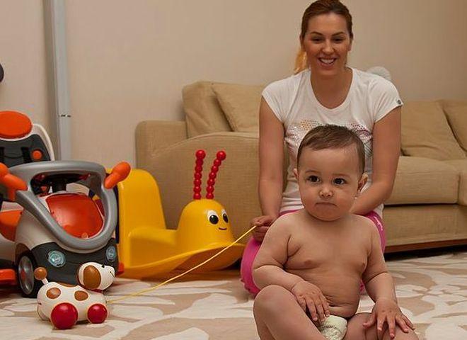 Гимнастика для детей и мам от Яны Клочковой