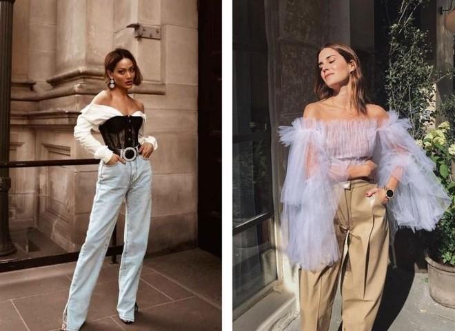 Модные блузки для красивого наряда на Новый год 2021