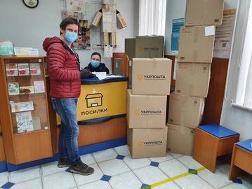 Дмитро Комаров відправив гуманітарну допомогу в клініки Луганської області